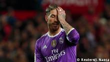 Spanien Fußball - FC Sevilla vs. Real Madrid