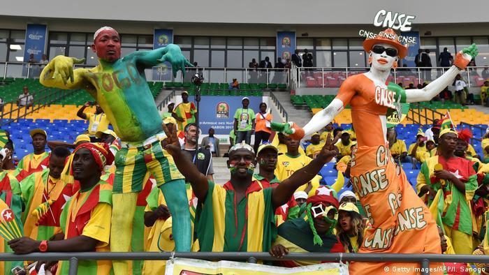 Fußball | Africa Cup 2017 | Togo vs Elfenbeinküste