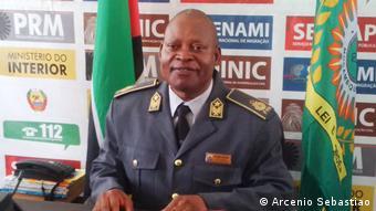Mosambik Polizeigewalt Alfredo Mussa