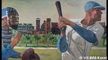 ***Bildergalerie***Revolutionär! Russische Avantgarde aus der Sammlung Vladimir Tsarenkov**** Alexander Deineka: Baseball, 1935