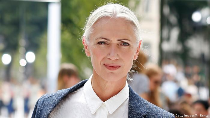 Christiane Arp, editor in chief of Vogue Germany