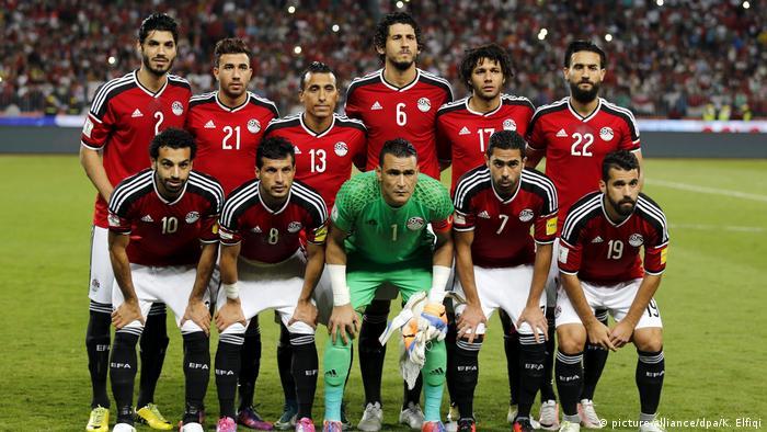 Fußball WM Qualifikation 2018 Ägypten - Ghana