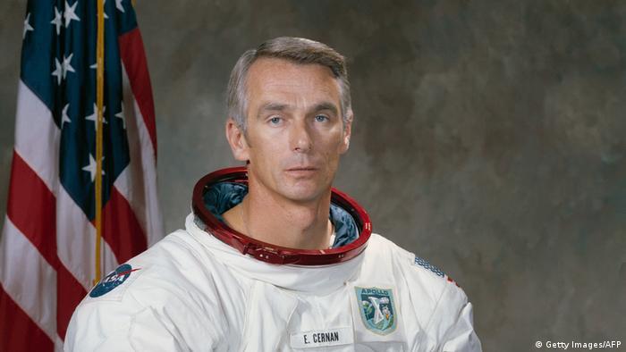 Gene Cernan ehemaliger Astronaut