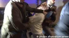 January 17, 2017 - Istanbul, Turkey - Turkish police arrested the main suspect in the New Years Eve attack on a popular nightclub in Istanbul that killed 39 people. Terrorist Abdulkadir Masharipov has arrested at Esenyurt region of Istanbul. Another unidentified suspect from the same police operation has also taken into custody |