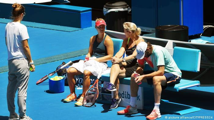 Angelique Kerber Australian Open 2017 (picture alliance/CITYPRESS24)