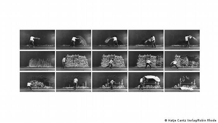 Robin Rhode Tension / Harvest, 2005 (Hatje Cantz Verlag/Robin Rhode)
