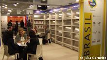 Buchmesse Frankfurt 2008 Stand Brasilien