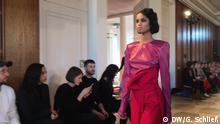 Fashion Week Berlin Antonia Goy