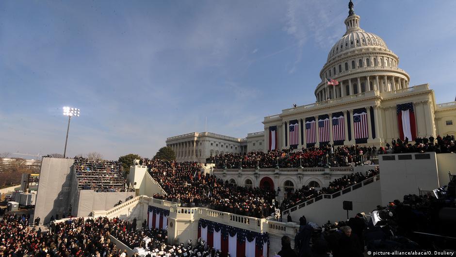 Инаугурација на Доналд Трамп: Помпа за Mr. President