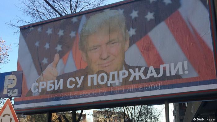 Kosovaren in Sorge über Trump-Präsidentschaft