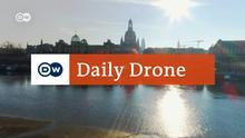 Daily Drone Dresden Skyline