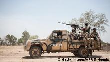 Symbolbild Nigeria Armee
