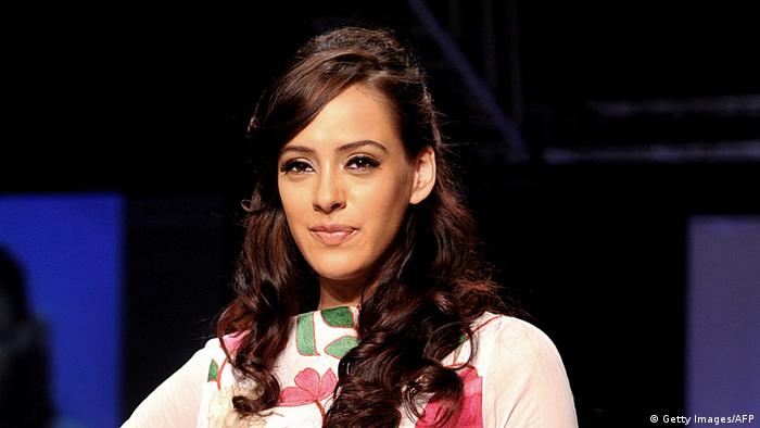 Hazel Keech (Getty Images/AFP)
