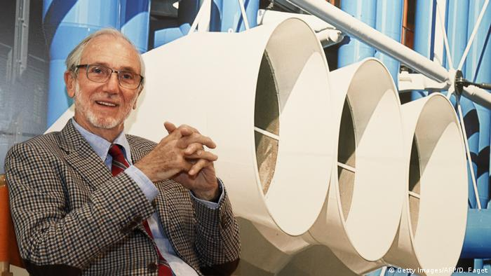 Renzo Piano (Getty Images/AFP/D. Faget)