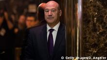 USA Gary Cohn in New York