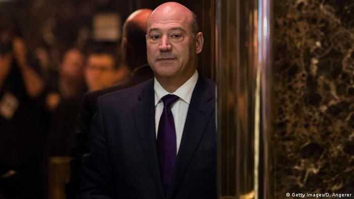 USA Gary Cohn in New York (Getty Images/D. Angerer)