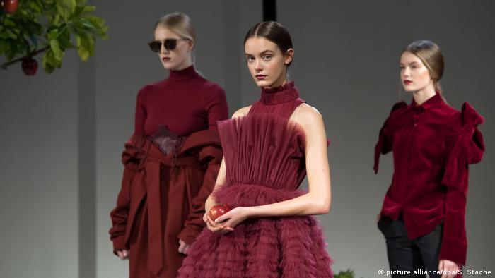 Мода тема по немецкому