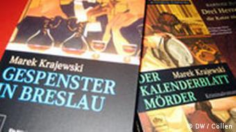 Kryminały Marka Krajewskiego są w Niemczech bardzo popularne