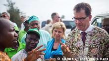 Gerd Müller in Afrika