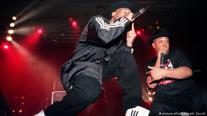 Run DMC Konzert (picture-alliance/dpa/U. Zucchi)