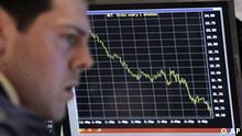 USA Finanzkrise New York Börse Wall Street