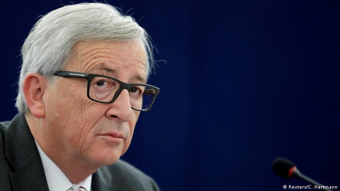 Jean-Claude Juncker EU-Kommissionspräsident