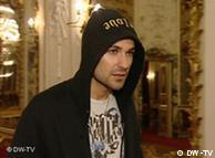 大卫·葛瑞特2008年在德国之声电视节目EUROMAXX中亮相