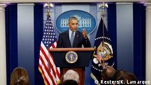 USA - Barack Obama hält letzte Rede als Präsident