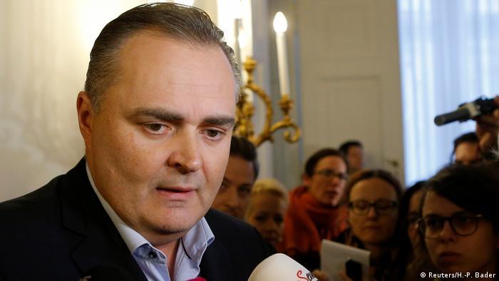 Österreich Verteidigungsminister Hans Peter Doskozil