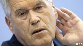 Deutschland Finanzkrise Konjunktur Michael Glos Entlastung