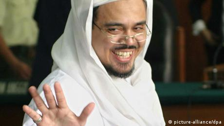 Habib Rizieq Shihab (picture-alliance/dpa)