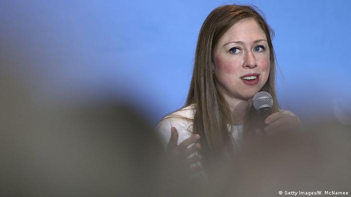 Chelsea Clinton (Getty Images/W. McNamee)