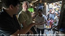 Sundance Film Festival - Film mit Al Gore An Inconvenient Sequel
