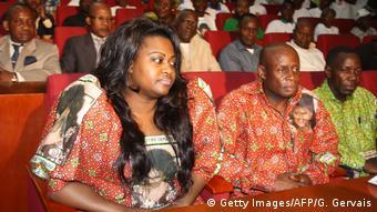 Kongo Claudia Sassou Nguesso