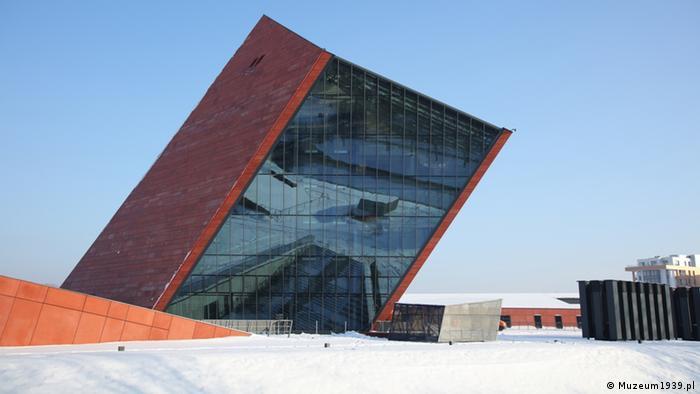 Museu da Segunda Guerra, em Gdansk