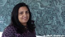 Lehrerporträt Pratibha aus Indien