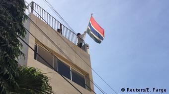 Senegal Botschaft von Gambia
