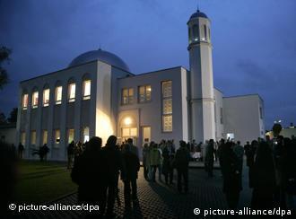 Ahmadiyya mosque in Berlin