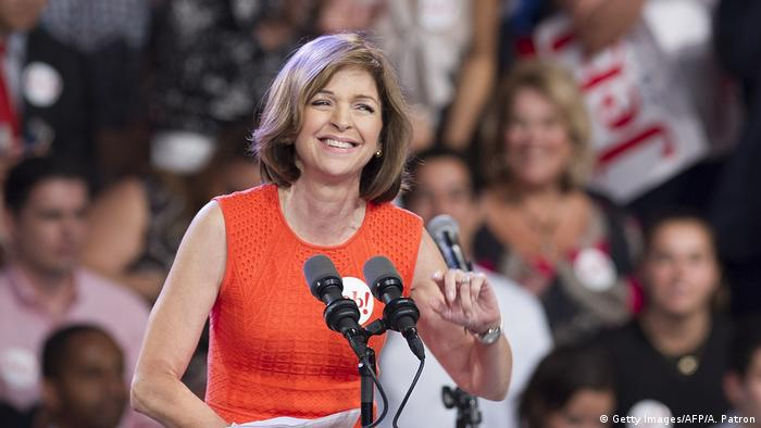 USA | Helen Aguirre Ferré (Getty Images/AFP/A. Patron)