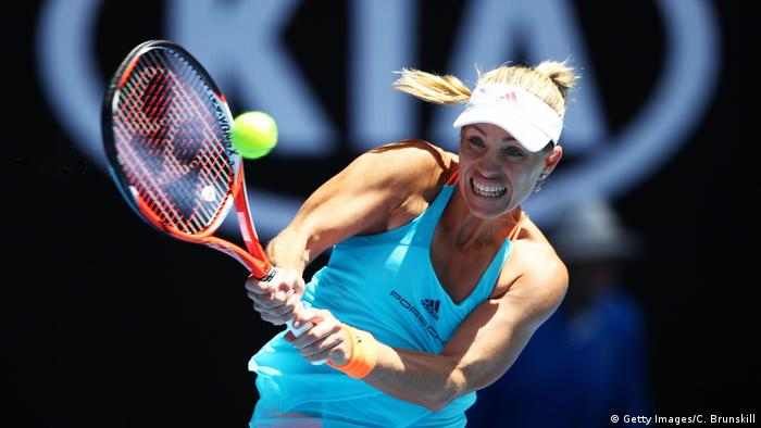 Tennis Australian Open Angelique Kerber (Getty Images/C. Brunskill)