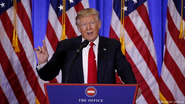 Donald Trump (Reuters/l. Jackson)