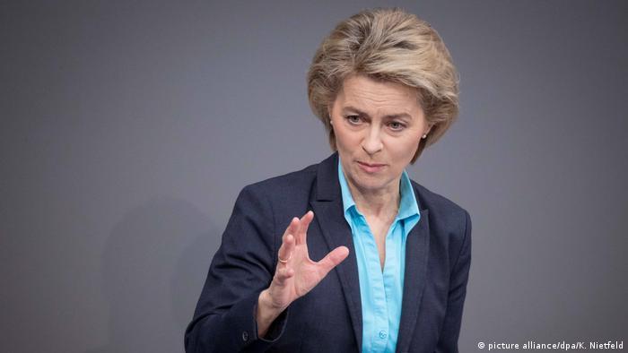 Alemanha rebate acusação de Trump sobre dívida com Otan