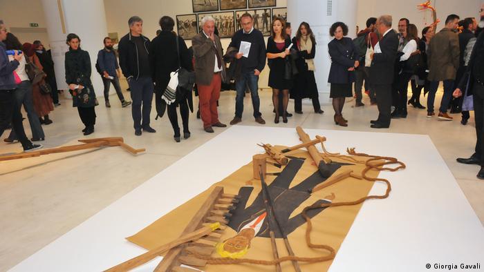 Griechenland Nationales Museum für Zeitgenössische Kunst in Athen (Giorgia Gavali)