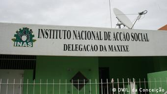 Mosambik Inhambane - INAS - Inhambane