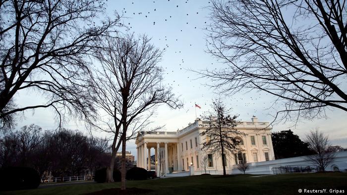 Casa Albă, SUA, Washington