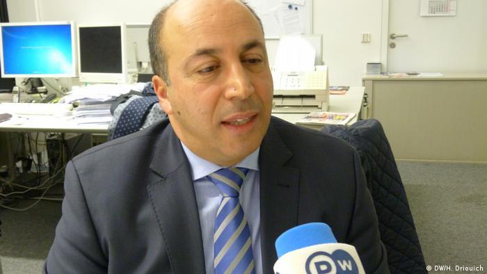 Deutschland Bonn - Interview mit tunesischem Minister