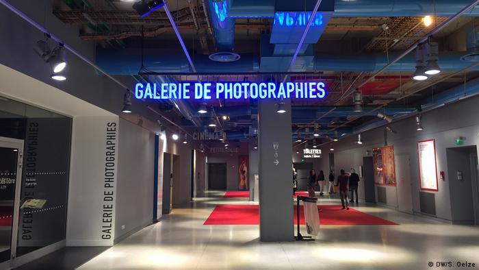 Centre Pompidou gallery (DW/S. Oelze)