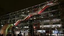 13.1.2017 Centre Pompidou bei Nacht
