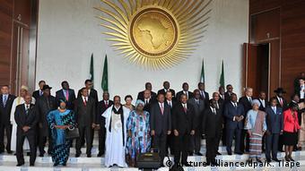 Äthiopien Afrikanische Union Gipfel