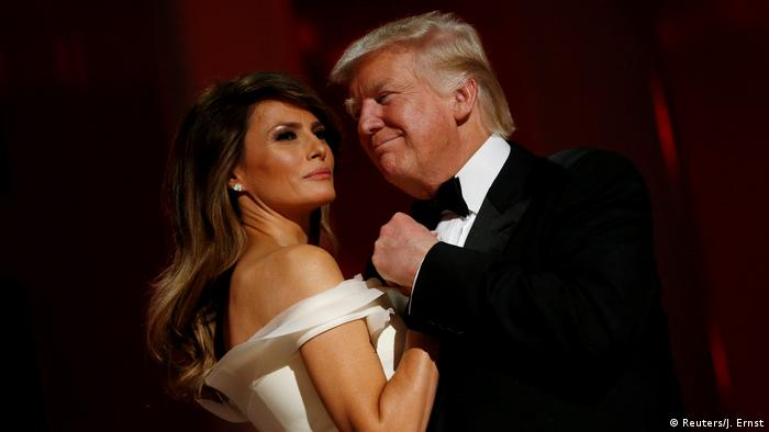 Washington Amtseinführung Trump Ball (Reuters/J. Ernst)